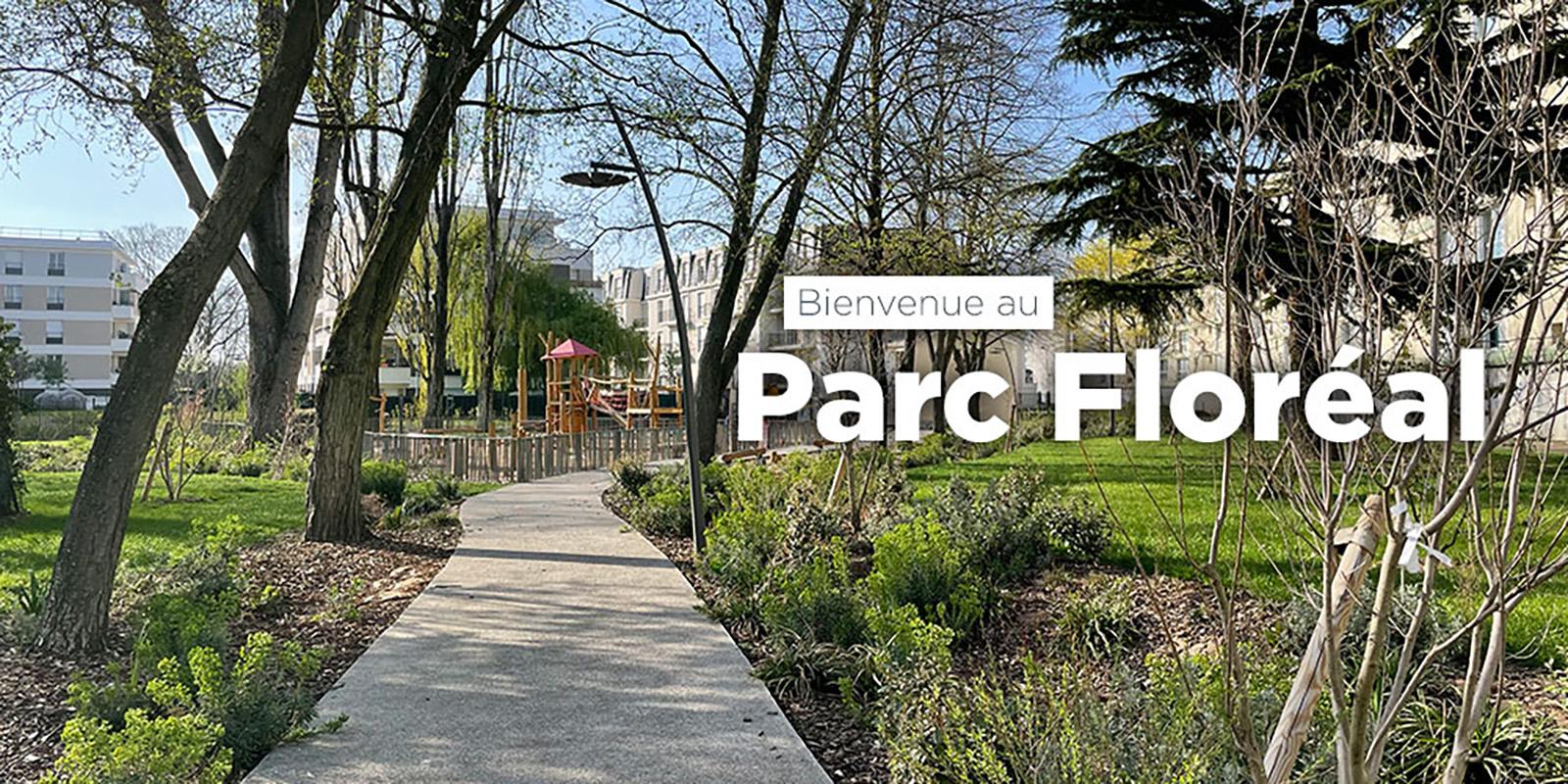 Parc Floréal Dénomination